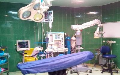 مركز سلامت غرب التخصصي للجراحة و طب العيون في طهران