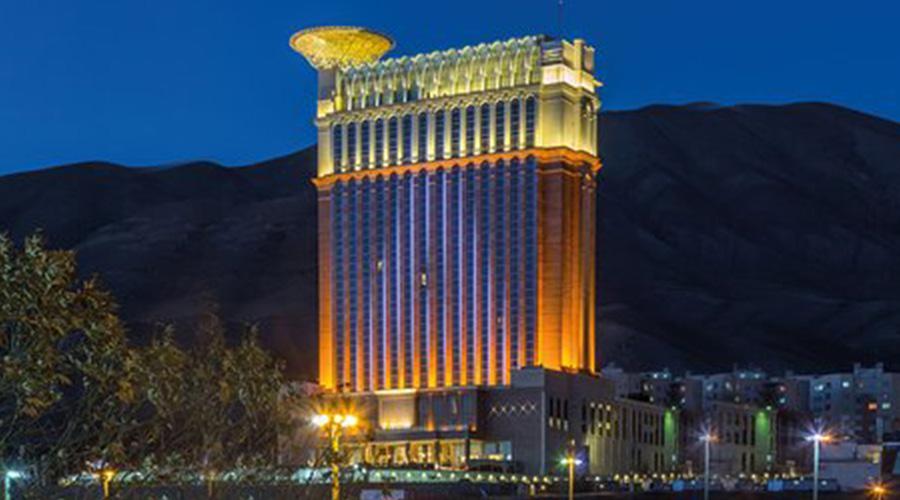 Espinas Palace Hotel - Tehran