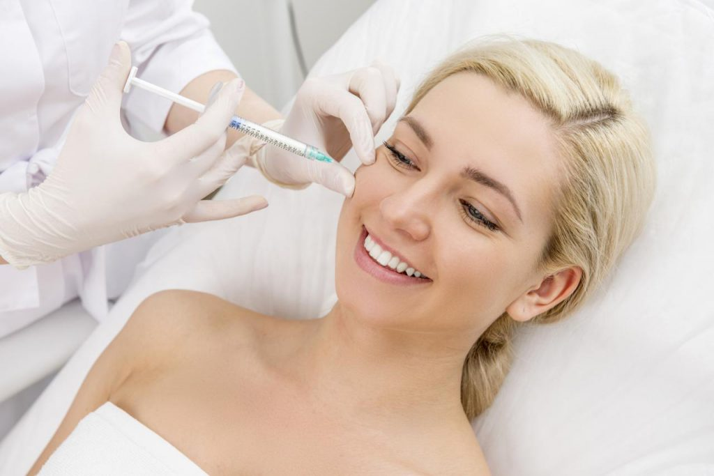 Non-surgical cosmetic treatments in Iran