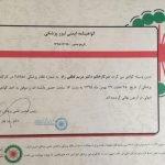 Laser license