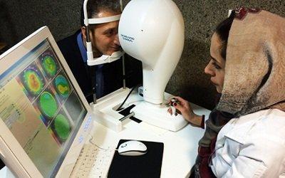 Vanak Eye Specialist Clinic - MedoTrip